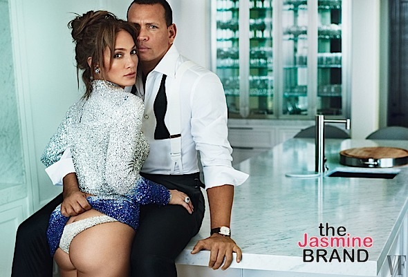 J.Lo Serves Butt Crack Envy In New A-Rod Shoot!