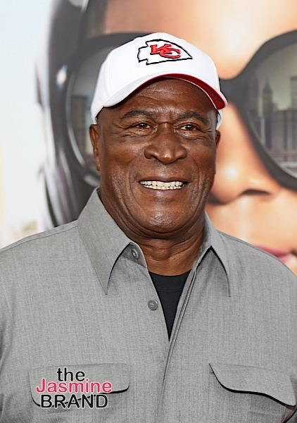 John Amos On Being Fired From 'Good Times', If He'll Appear In 'Coming To America' Sequel