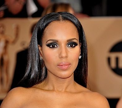 Kerry Washington Continues To Question CBS News For Not Hiring Black Reporters For Upcoming Political Campaign