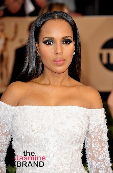 Kerry Washington Wins Her Very 1st Emmy!