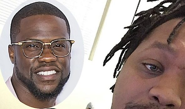 Kevin Hart Exposes Troll: Congrats, you're famous!