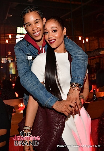 Mimi Faust and Girlfriend Tamera Young Respond to Homophobic Comments During National Girlfriend Day