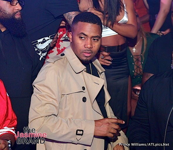 Nas Takes Kelis To Court: She's Keeping My Son Away From Me