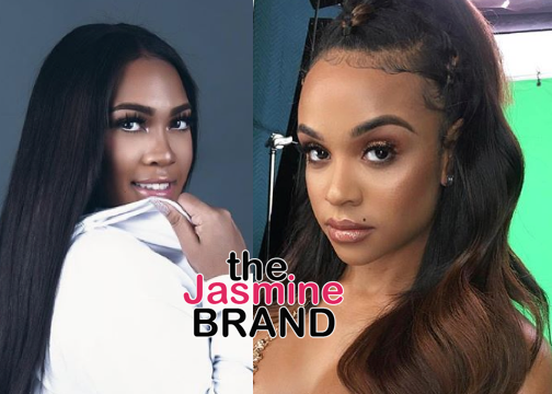 Love & Hip Hop Hollywood's Masika Kalysha & Nia Riley Exchange Plastic Surgery & Fat Shaming Insults