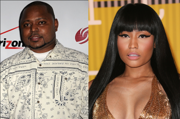 Nicki Minaj & Mother Visit Brother In Jail