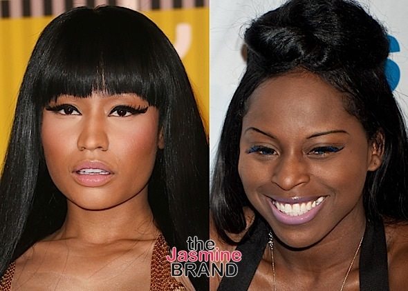 Nicki Minaj Hints At Foxy Brown Collaboration