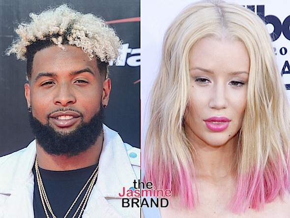Iggy Azalea Dating Odell Beckham Jr.