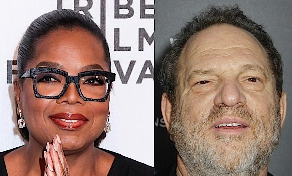Oprah Denies Supporting Harvey Weinstein, Will Interview Him If He Tells Truth