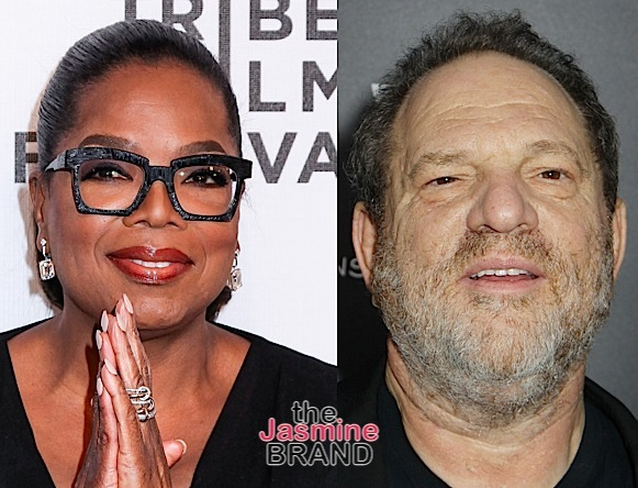 Oprah Calls Harvey Weinstein An A**hole