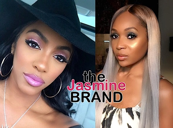Porsha Williams Kicked Off RHOA Trip After Almost Fighting Marlo Hampton + Both Speak Out On Social Media