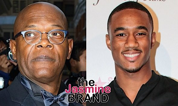 "Samuel L. Jackson & Jessie T. Usher To Star In ""Shaft"" Reboot"