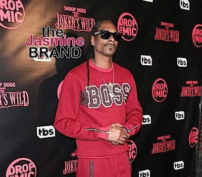 "Snoop Dogg Wants To Know If The Gucci Boycott Is Over, ""Is The Ban Off Or Not?"" [VIDEO]"