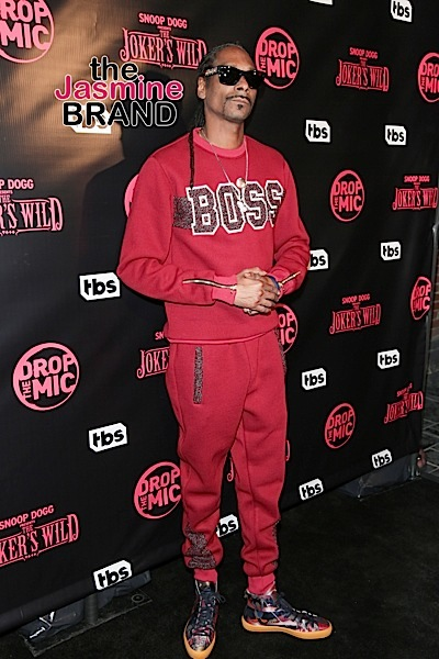 Snoop Dogg Donates $35K To Mothers Against Police Brutality