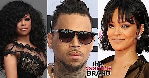 Stacy Francis: Rihanna Should Apologize To Chris Brown, She Beat Him Up 1st & Played Victim!