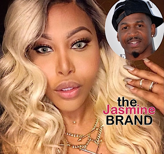 Stevie J Allegedly Having Sex w/ Trans Model Shauna Brooks
