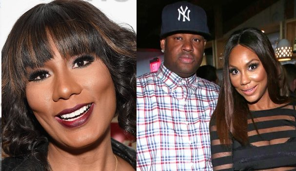 Tamar Braxton's Sister Says What Vince Did Will Be Revealed On 'Braxton Family Values': The gloves are going to be removed.