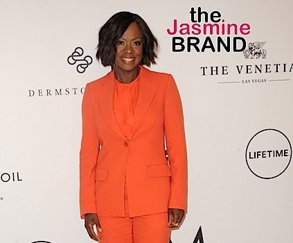 Viola Davis – Burglars Try To Break Into Actress' Home While She Was Sleep
