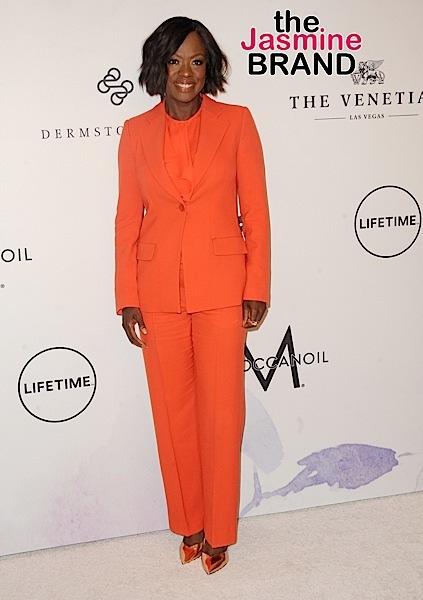 Viola Davis – Burglars Try To Break Into Actress' Home While She Was Sleep