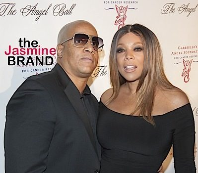 Wendy Williams' Husband Kevin Hunter Releases Statement: We're Doing Well As A Family