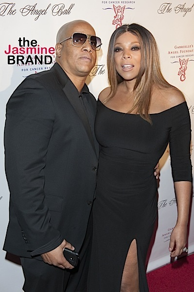 Wendy Williams' Husband Says They Are 'Doing Fine', Gifts Her W/ $40,000 Watch!