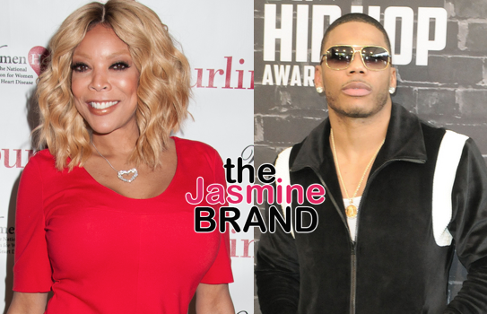 Wendy Williams Defends Nelly, Slams Rape Accuser: Stay off tour buses!