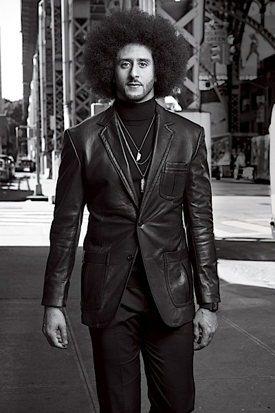Colin Kaepernick Is GQ's Citizen Of The Year