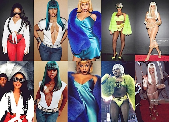 Beyonce Pays Homage to Lil Kim, Jay-Z Channels Biggie [PHOTOS]