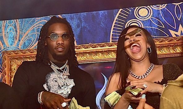 Social Media Reacts To Cardi B & Offset Splitting After 1 Year Marriage