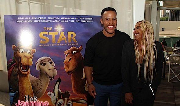 DeVon Franklin Hosts 'The Star' Brunch: Demetrius Shipp Jr., Laurieann Gibson, Marvin Sapp, Judge Faith Attend