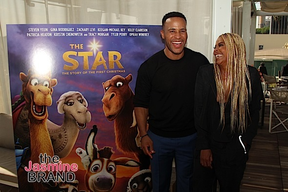 DeVon Franklin Hosts 'The Star' Brunch: Demetrius Shipp Jr., Laurieann Gibson, Marvin Sapp, Judge Faith Attend