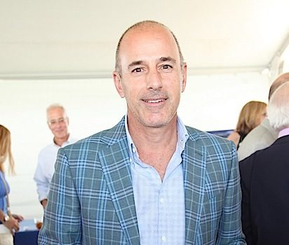 Matt Lauer Confirms Harassment Claims: There is enough truth in these stories to make me feel embarrassed.