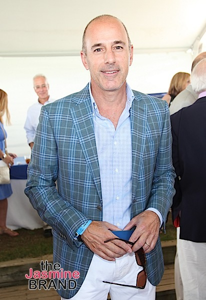 Matt Lauer Confirms Harassment Claims: There is enough truth in these stories to make me feel embarrassed