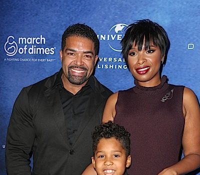 J.Hud's Ex David Otunga Gets Primary Custody of Their Son