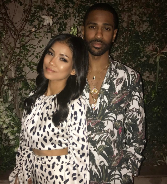 Big Sean Sparks Jhene Aiko Engagement Rumors, Wears Alleged Wedding Band [Photo]