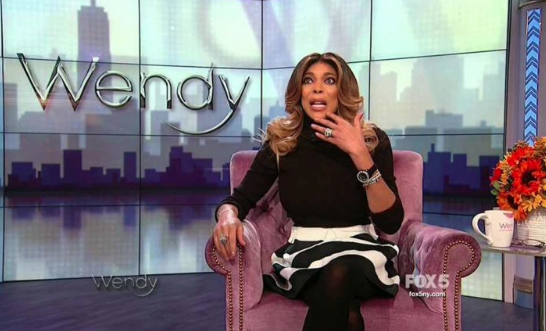 Wendy Williams Cries, Explains Fainting On TV: It was scary.