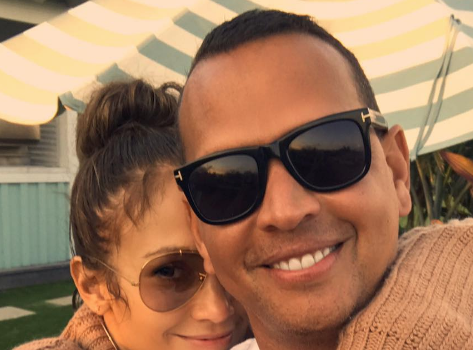 J.Lo Pens Emotional Message To A-Rod On 2 Year Anniversary