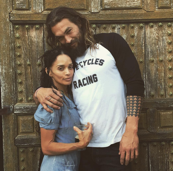 Surprise! Lisa Bonet & Jason Momoa Officially Married, Have Secret Wedding