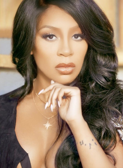 K.Michelle Addresses Plastic Surgery Slander: I've never had a knife to my face! [VIDEO]