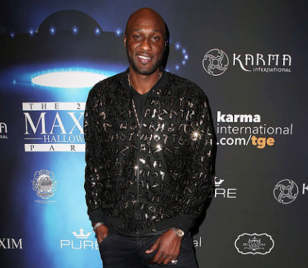 Lamar Odom Spotted Filming New Reality Show In Miami
