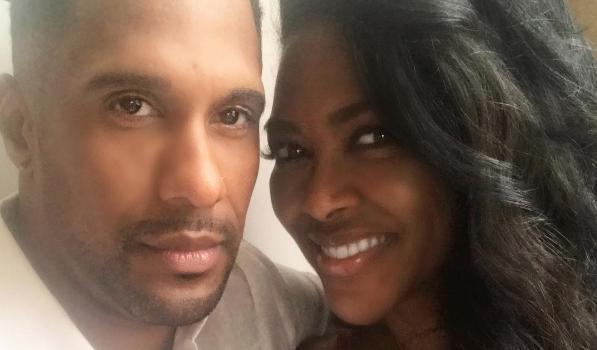 Kenya Moore: I married for love not for cameras.