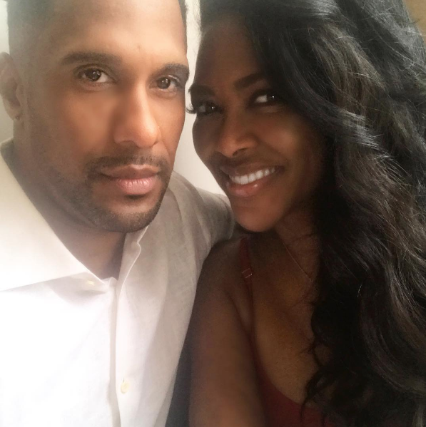 Kenya Moore: I married for love not for cameras.
