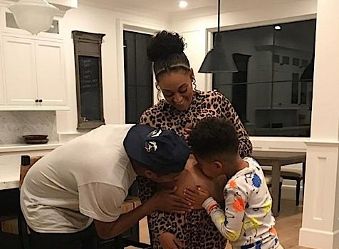 Tia Mowry & Cory Hardrict Expecting Baby Number #2 [Ovary Hustlin']