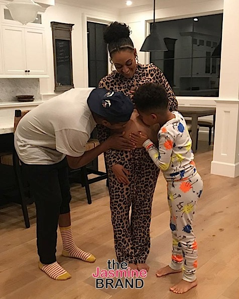 Tia Mowry & Cory Hardrict Expecting Baby Number #2