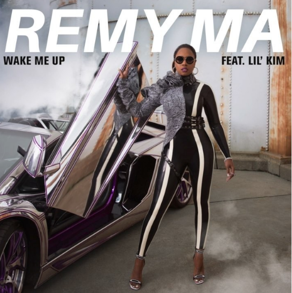 Remy Ma Releases 'Wake Me Up' feat. Lil Kim