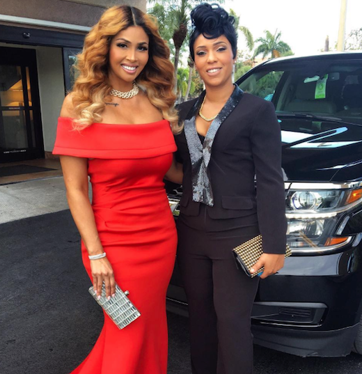 Reality Star Somaya Reece & Fiance Lady Luck Reconcile