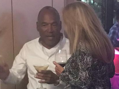 OJ Simpson Snags Movie Role, Nicole Brown & Ron Goldman's Families Pissed
