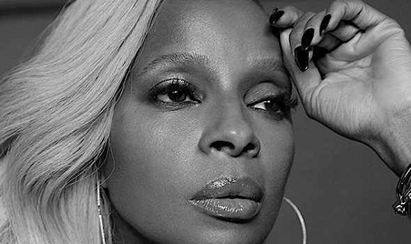 Mary J. Blige For The EDIT Mag [Photos]