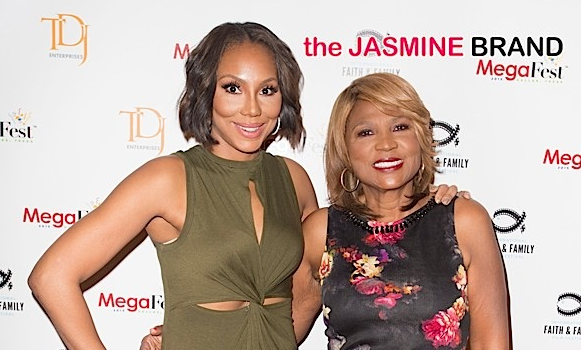 Tamar Braxton's Mom Responds To Daughter Being Molested
