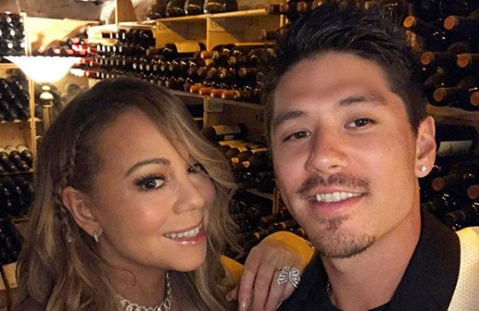 Mariah Carey Allegedly Paying Boyfriend 12k Per Week, Back-Up Dancer Now Running Her Career