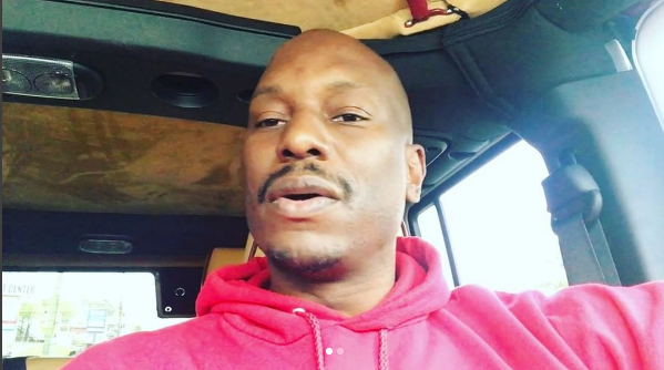 Tyrese Apologizes: I was on prescription meds for two months!